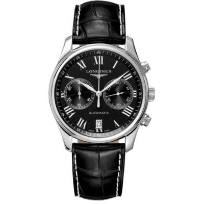 Longines Master Collection L26294517 Automat Chronograf, 40 mm