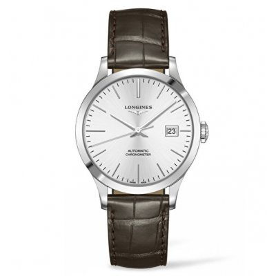 Longines Record L28204722 Automat, Chronometer, 38.5 mm