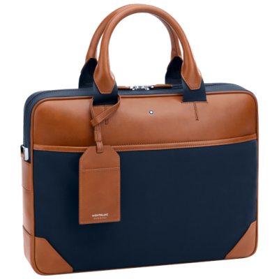 Mont Blanc Sartorial 118374 Bag for Documents, 39 x 28 x 7 cm