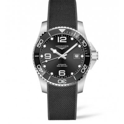 Longines HydroConquest L37814569 Water resistance 300M, Automatic, 41 mm