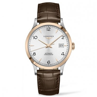 Longines Record L28215762 Chronometer, Automat, 40 mm