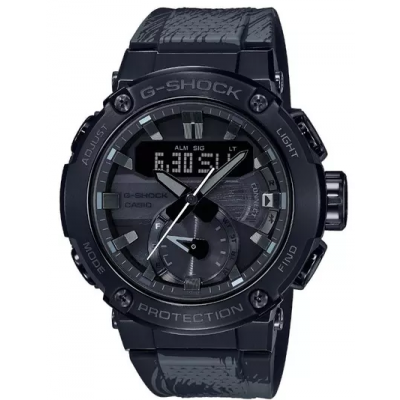 Casio G-SHOCK G-STEEL GST B200TJ-1A Bluetooth, Solar, Vode odolnosť 200M, 49.20 mm