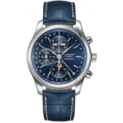 Longines Master Collection L27734920 Moonphase, Automatic, 42 mm