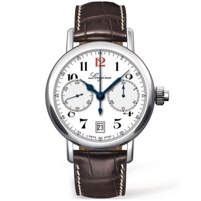 Longines Heritage L27754233 180th Anniversary, Automat Chronograf, 40 mm