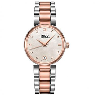 Mido Baroncelli Donna M0222072211610 Diamanty, Automat, 33 mm