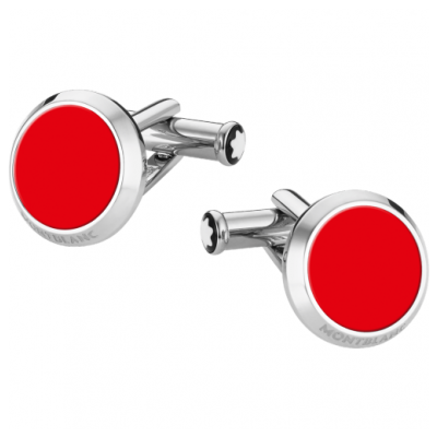 Mont Blanc 118880 Cufflinks, 16 mm