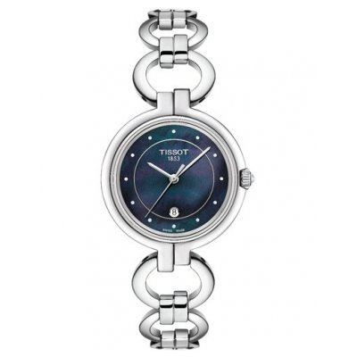 Tissot T-Trend T094.210.11.126.00 Flamingo, Diamanty, Quartz, 26 mm