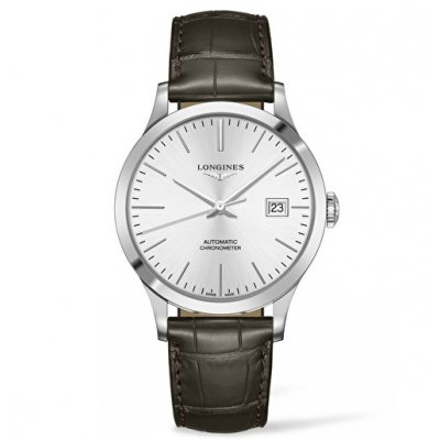 Longines Record L28214722 Chronometer, Automat, 40 mm
