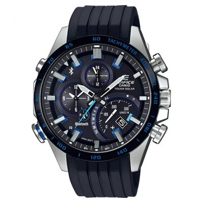 Casio EDIFICE EQB 501XBR-1A Bluetooth, Solar, Vode odolnosť 100M, 48 mm