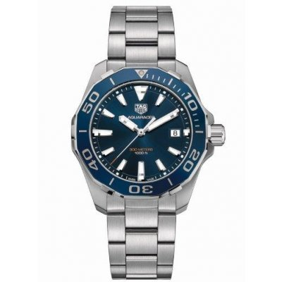 TAG Heuer Aquaracer WAY111C.BA0928 Vode odolnosť 300M, Quartz, 41 mm