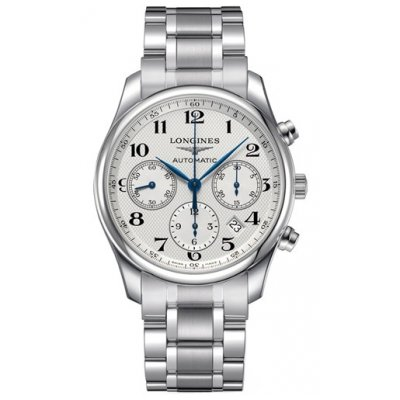 Longines Master Collection L27594786 Column-Wheel, Automat Chronograf, 42 mm