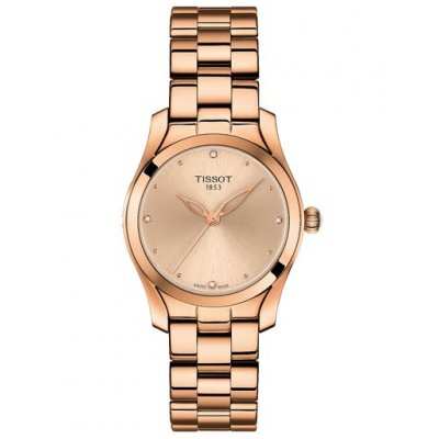 Tissot T-Trend T112.210.33.456.00 T-WAVE, Diamanty, 30 mm