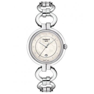 Tissot T-Trend T094.210.11.116.00 Flamingo, Diamanty, Quartz, 26 mm