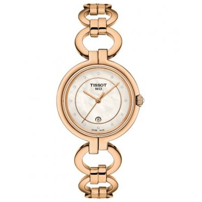 Tissot T-Trend T094.210.33.116.01 Flamingo, Diamanty, Quartz, 26 mm