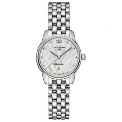 Certina DS-8 C033.051.11.118.00 Quartz, Chronometer, 27 mm