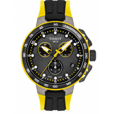 Tissot Sport Specials T-Race Cycling Tour de France T111.417.37.057.00 Quartz Chronograf, Vode odolnosť 100M, 44.50 mm