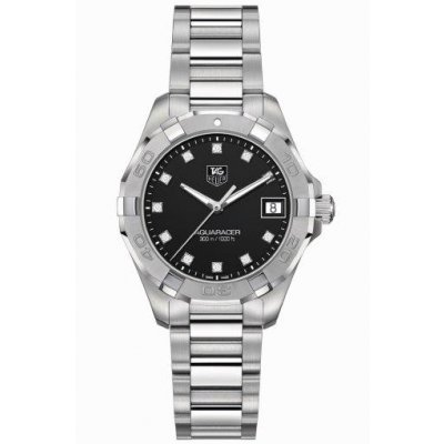 TAG Heuer Aquaracer WAY131C.BA0913 Diamanty, Quartz, 35 mm