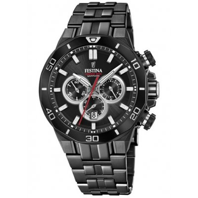 Festina Chrono bike Limited Edition F20470/1 Quartz Chronograf, Vode odolnosť 100M, 44 mm