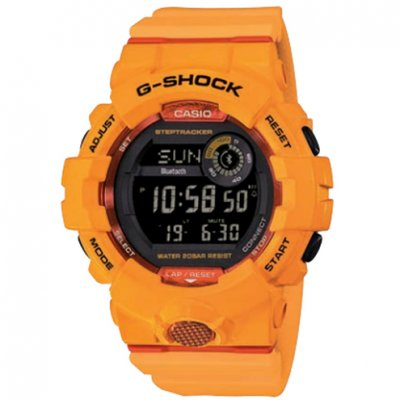 Casio G-SHOCK GBD 800-4 Bluetooth, Krokomer, Vode odolnosť 200M, 54.10 mm