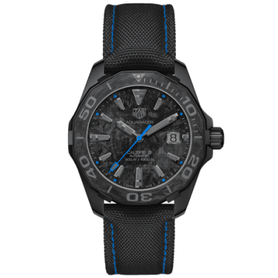 TAG Heuer Aquaracer Special Carbon Edition WBD218C.FC6447 Limited Edition 750 ks, 41 mm