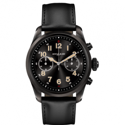 Mont Blanc Summit SmartWatch 119438 AMOLED display, 42 mm