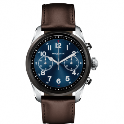 Mont Blanc Summit SmartWatch 119439 AMOLED display, 42 mm