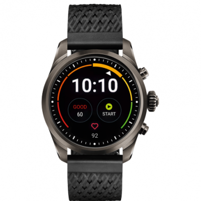 Mont Blanc Summit SmartWatch 119441 AMOLED display, 42 mm