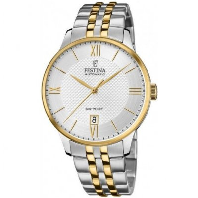 Festina Automatic SWISS MADE F20483/4 Automat, 41.50 mm