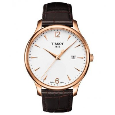 Tissot T-Classic T063.610.36.037.00 Tradition, Quartz, 42 mm