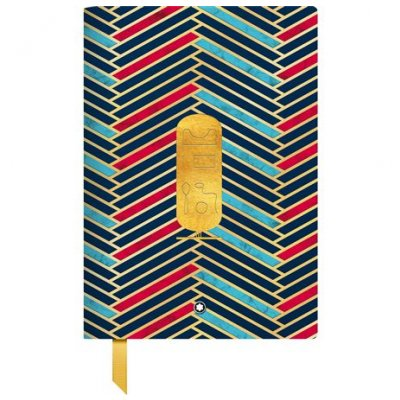 Mont Blanc Fine Stationery 125918 Notes 146, Heritage Egyptomania, lines, A5