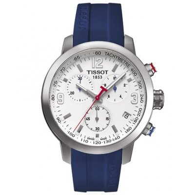 Tissot Sport Specials T055.417.17.017.02 PRC 200, Ice Hockey Edition, Chronograf, 41 mm