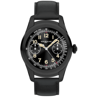 Mont Blanc Summit SmartWatch 117538 AMOLED displej, 46 mm
