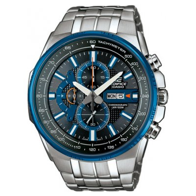 Casio EDIFICE EFR 549D-1A2 Vode odolnosť 100M ,Quartz Chronograf, 48 mm