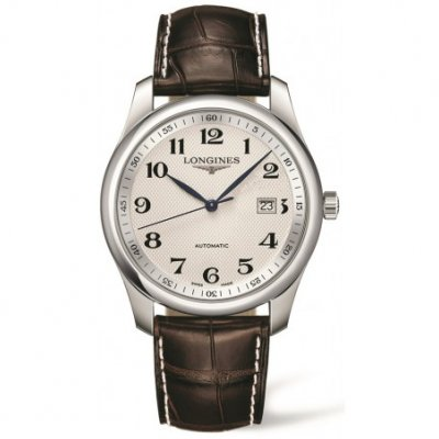 Longines Master Collection L28934783 Arabské číslice, Automat, 42 mm