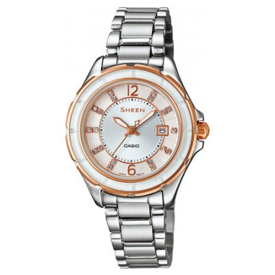 Casio SHEEN SHE 4045SG-7A Quartz, 31.4 mm