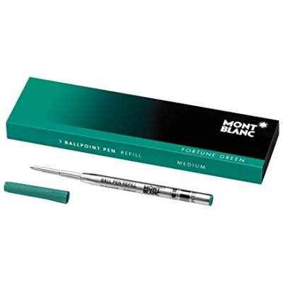 Mont Blanc 105153 Fillers, Ballpoint, Fortune Green, (M)