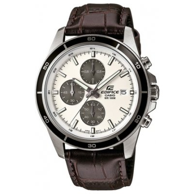 Casio EDIFICE EFR 526L-7A Vodeodolnosť 100m, Quartz Chronograf, 44mm