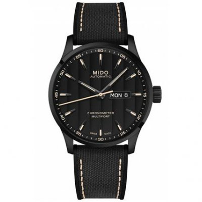 Mido Multifort M0384313705100 Automat, Water resistance 100M, 42 mm