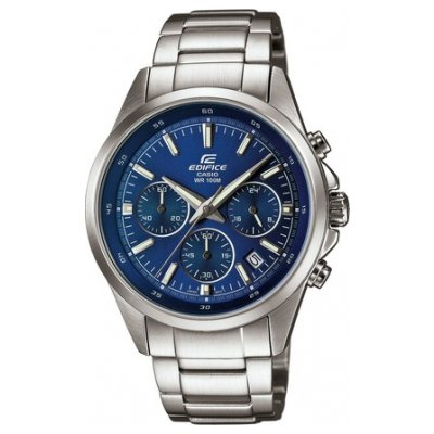 Casio EDIFICE EFR 527D-2A Vode odolnosť 100M, Quartz Chronograf, 41 mm