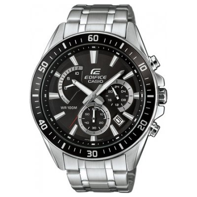 Casio EDIFICE EFR 552D-1A Vode odolnosť 100M ,Quartz Chronograf, 47 mm