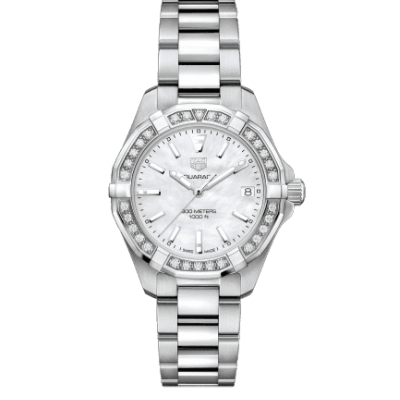 TAG Heuer Aquaracer WBD1313.BA0740 Diamanty, Quartz, 32 mm