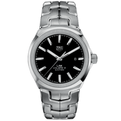 TAG Heuer Link Calibre 5 WBC2110.BA0603 Water resistance 100M, Automatic, 41 mm