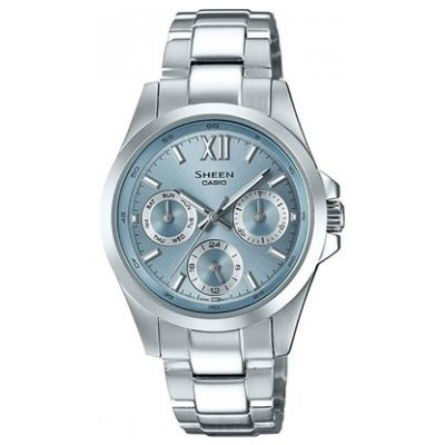 Casio SHEEN SHE 3512D-2A Quartz, 39 mm