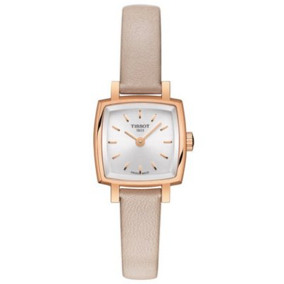 Tissot T-Lady T058.109.36.031.00 LOVELY SQUARE, Quartz, 20 mm