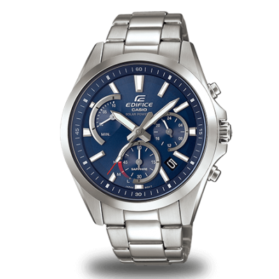 Casio EDIFICE EFS S530D-2A Vode odolnosť 100M, Quartz Chronograf, 46 mm
