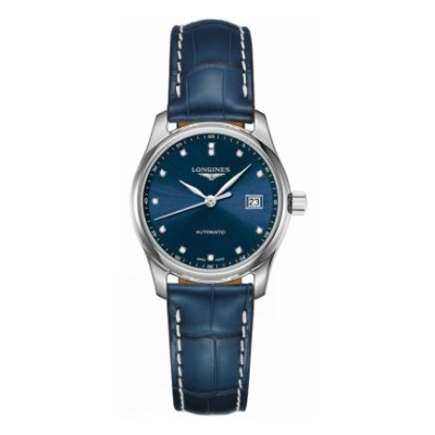 Longines Master Collection L22574970 Diamanty, Automat, 29 mm
