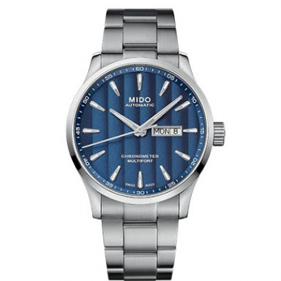 Mido Multifort M0384311104100 Chronometer, Automat, 42 mm