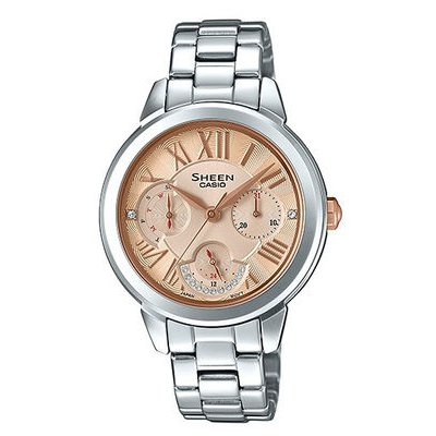 Casio SHEEN SHE 3059D-9A Quartz, 34 mm