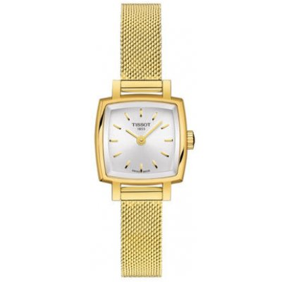 Tissot T-Lady Lovely Square T058.109.33.031.00 Quartz, 20 mm
