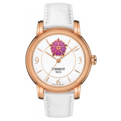 Tissot T-Classic LADY HEART FLOWER T050.207.37.017.05 Powermatic 80, Automat, 35 mm